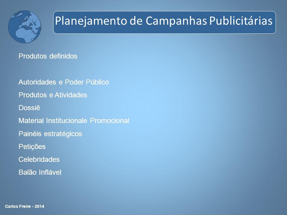 Planejamento de Campanhas Publicitárias