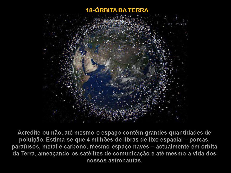 18-ÓRBITA DA TERRA
