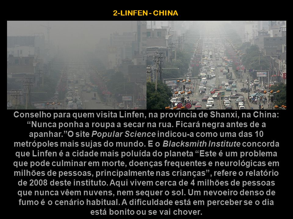 2-LINFEN - CHINA