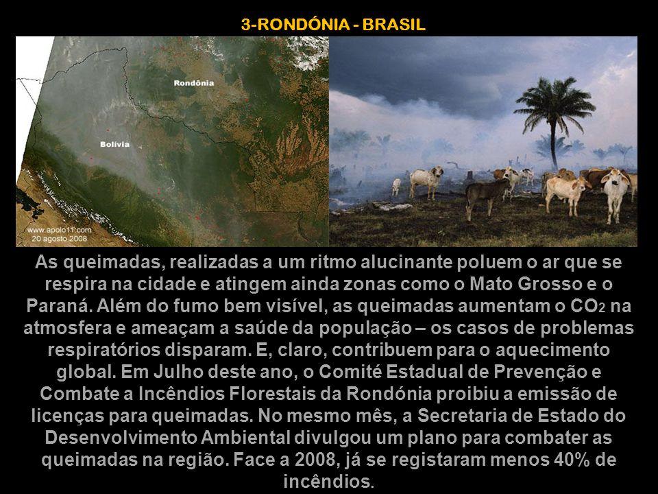 3-RONDÓNIA - BRASIL