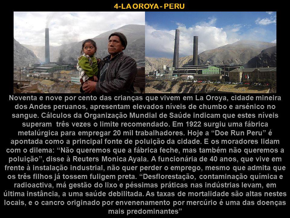 4-LA OROYA - PERU