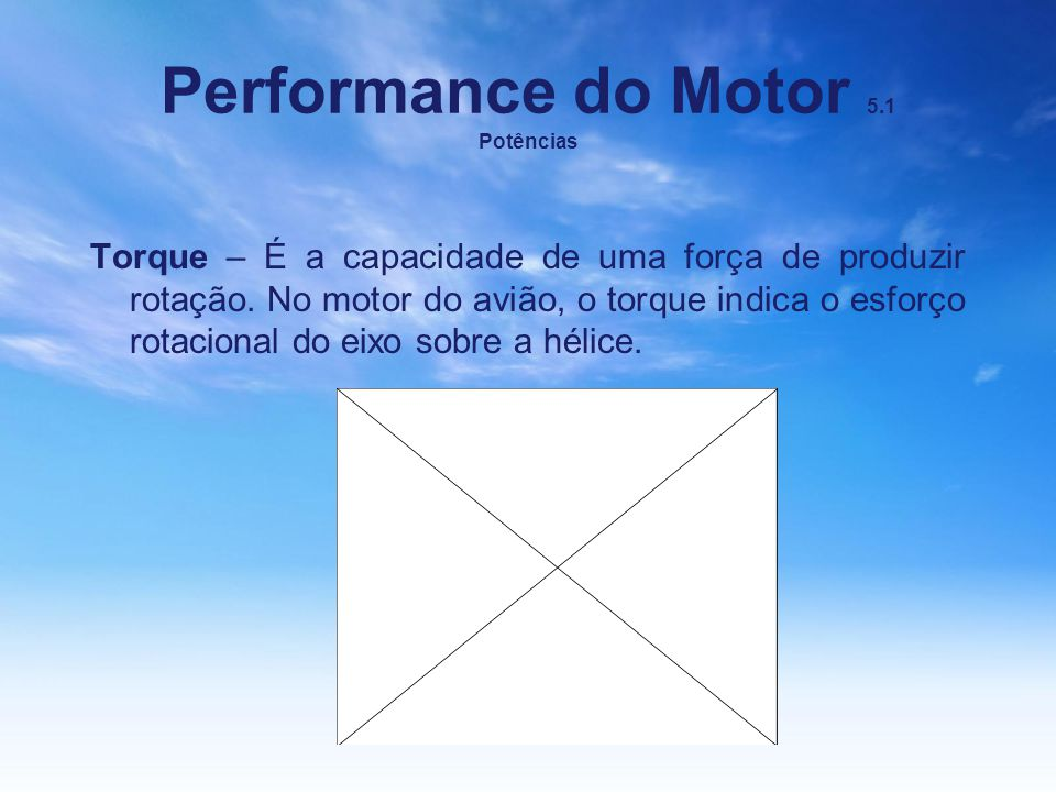 Performance do Motor 5.1 Potências