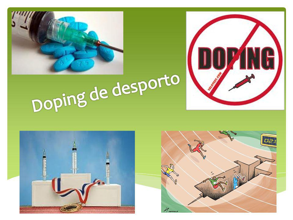 Doping de desporto