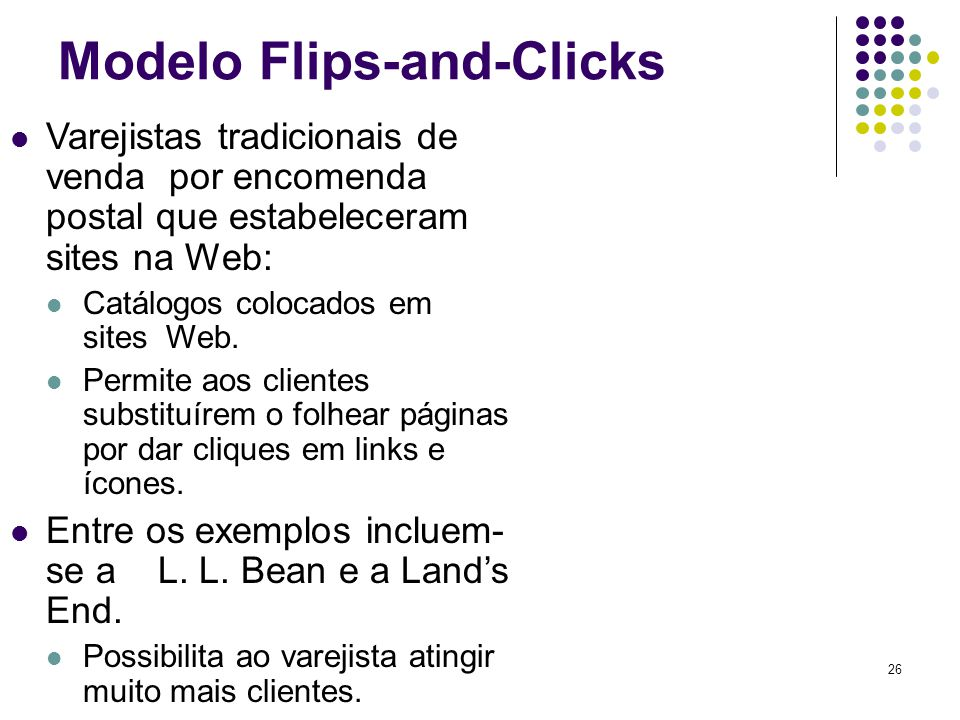 Modelo Flips-and-Clicks