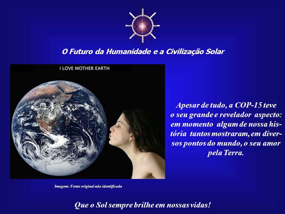 ☼ Apesar de tudo, a COP-15 teve