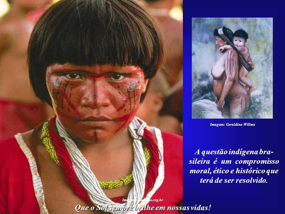 A questão indígena bra-