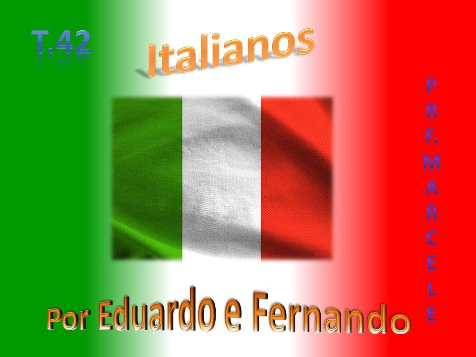 Italianos t.42 P R f. M A C E L e Por Eduardo e Fernando