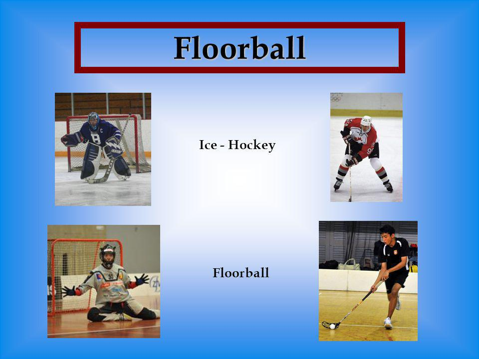 Floorball Ice - Hockey Floorball