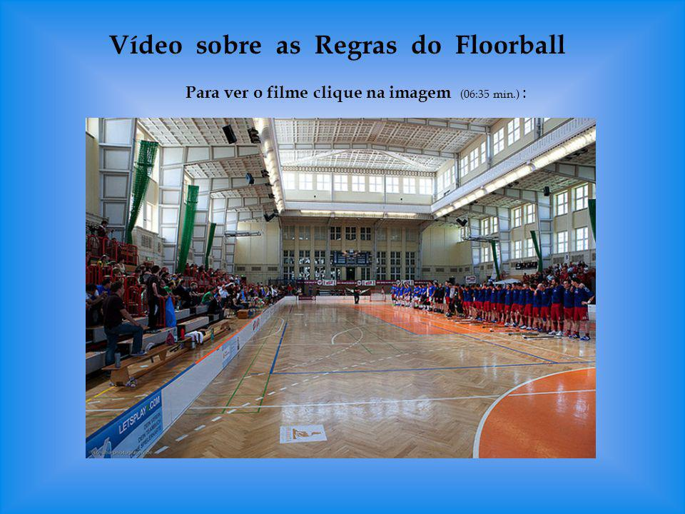 Vídeo sobre as Regras do Floorball