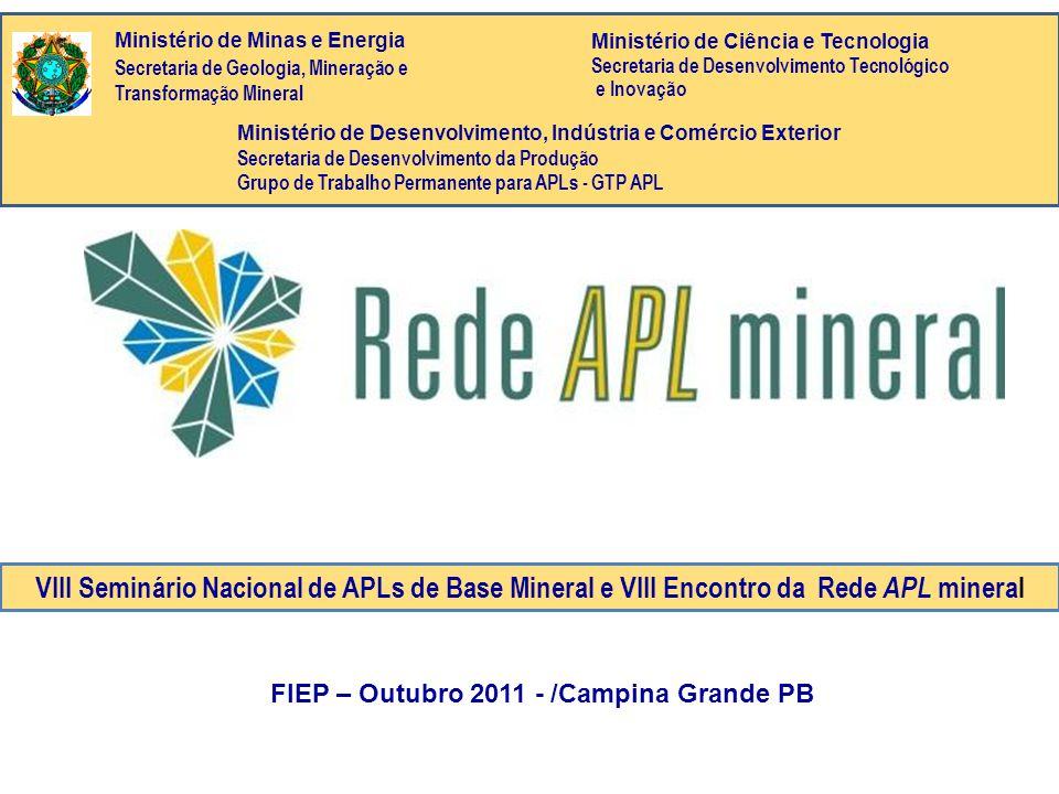 FIEP – Outubro 2011 - /Campina Grande PB