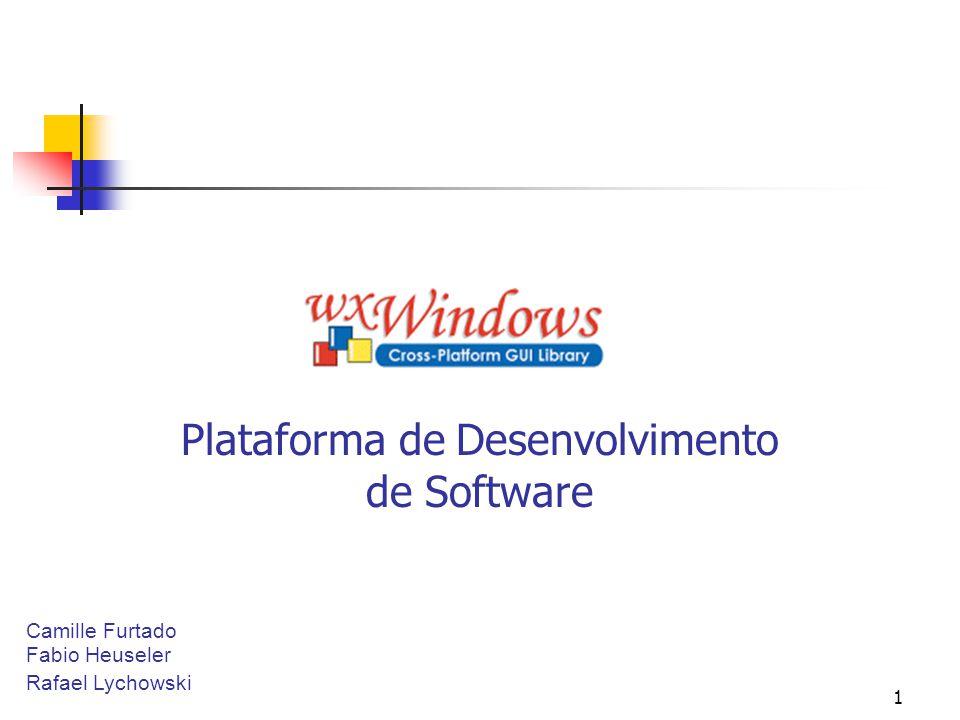 Plataforma de Desenvolvimento de Software