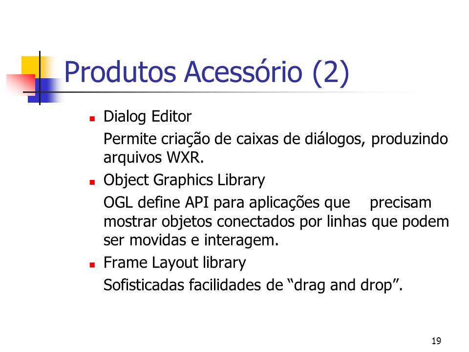 Produtos Acessório (2) Dialog Editor