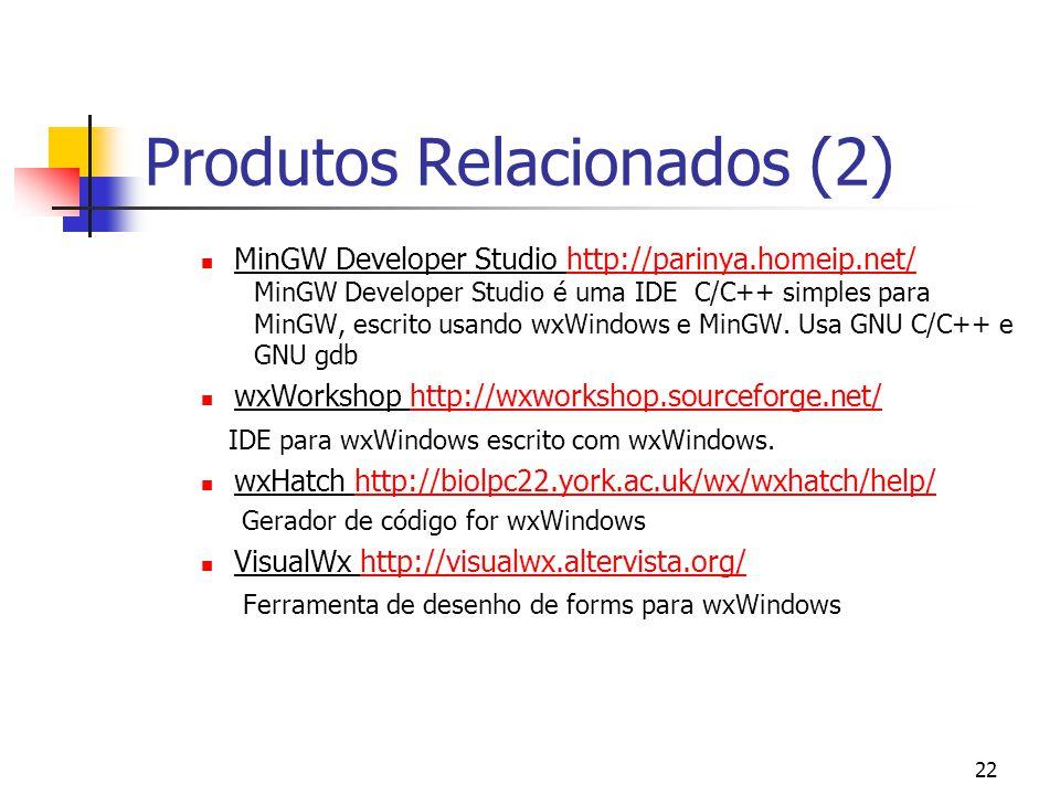 Produtos Relacionados (2)