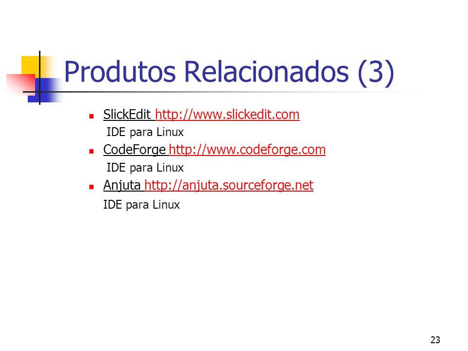 Produtos Relacionados (3)