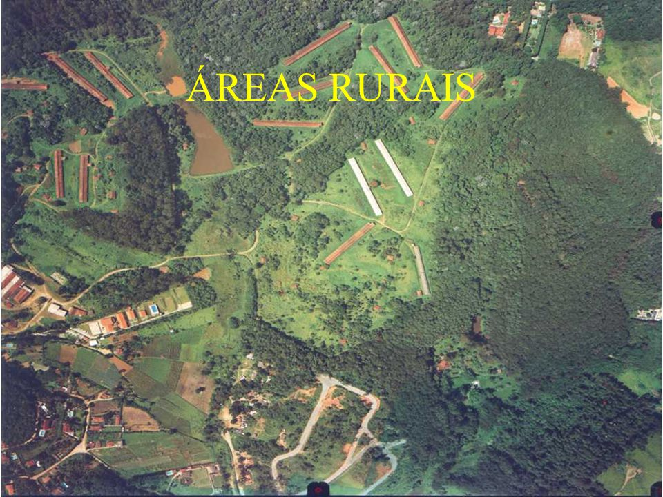 ÁREAS RURAIS