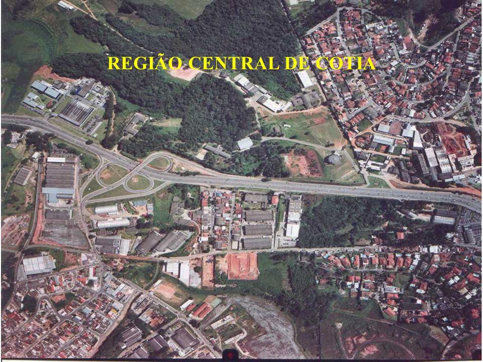 REGIÃO CENTRAL DE COTIA