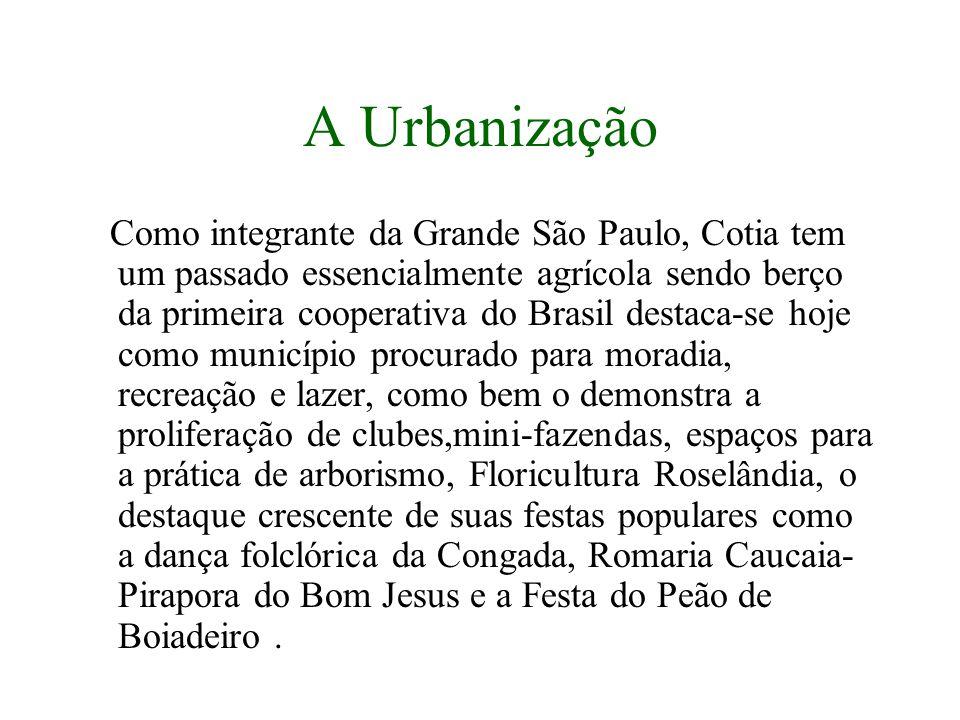 A Urbanização