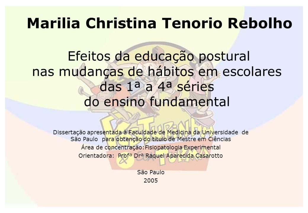 Marilia Christina Tenorio Rebolho