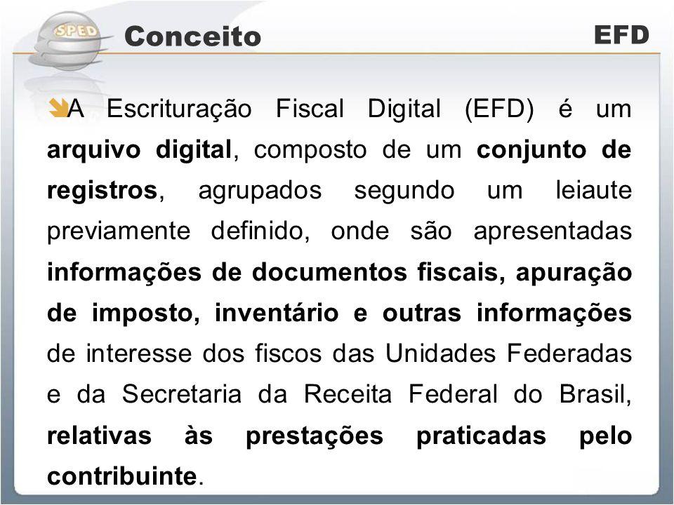Conceito EFD.