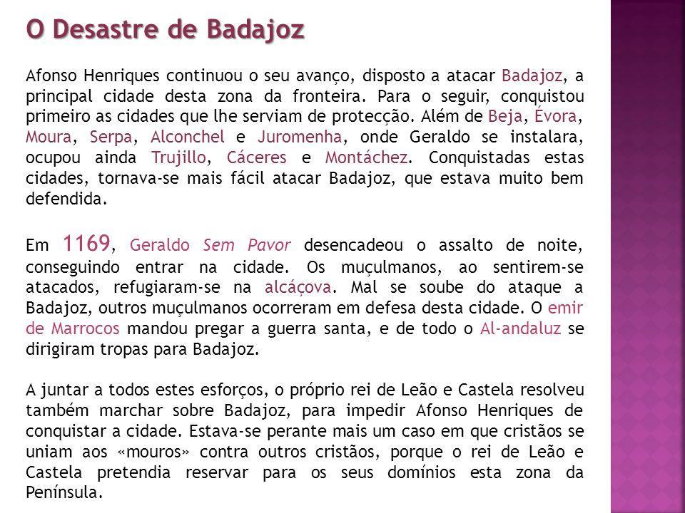 O Desastre de Badajoz