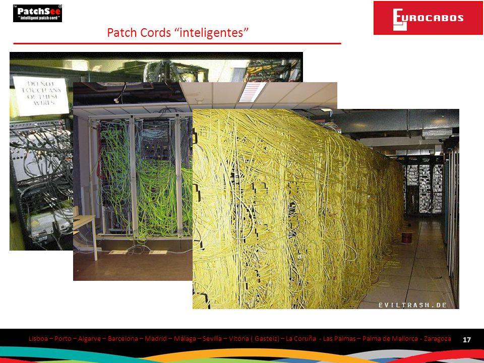 Patch Cords inteligentes