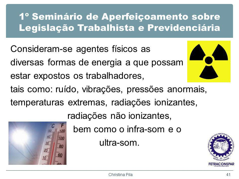 radiações não ionizantes,