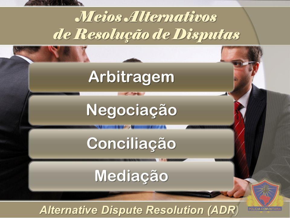 Meios Alternativos de Resolução de Disputas