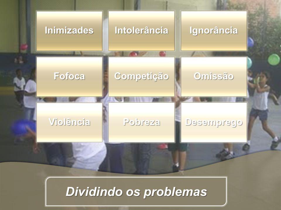 Dividindo os problemas