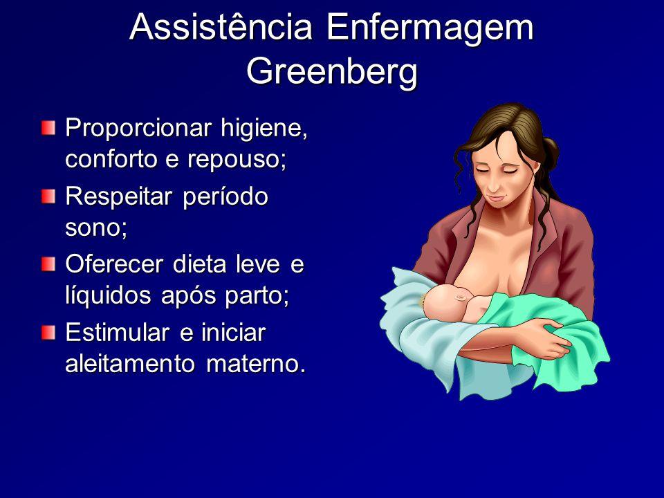 Assistência Enfermagem Greenberg