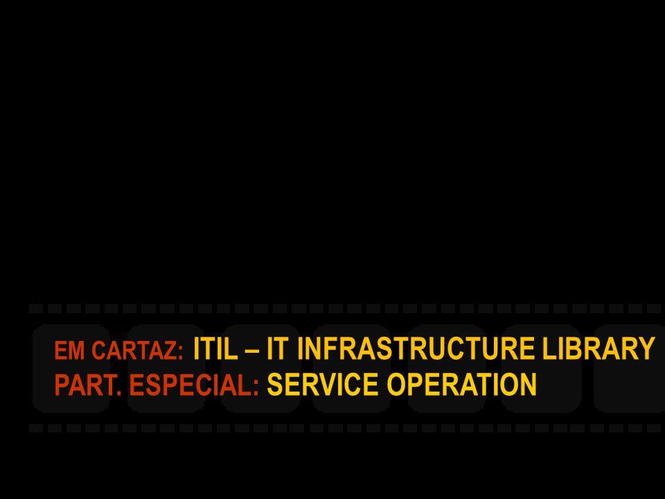 PART. ESPECIAL: SERVICE OPERATION
