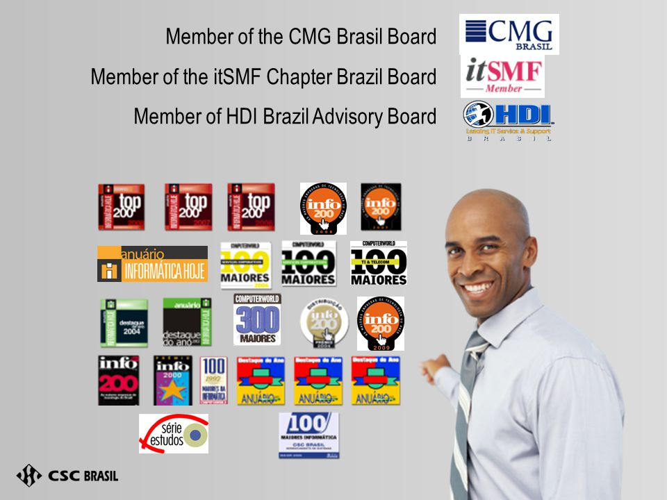 Member of the CMG Brasil Board