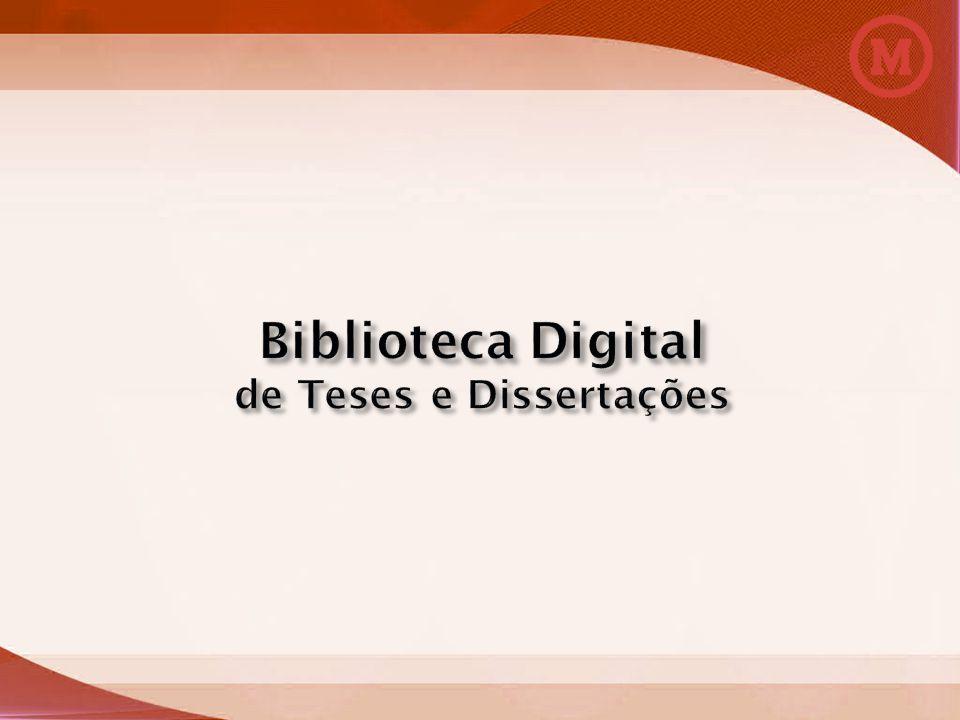Biblioteca Digital de Teses e Dissertações
