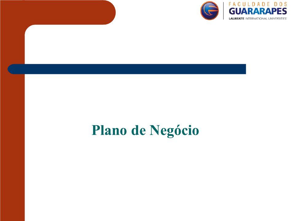 Plano de Negócio