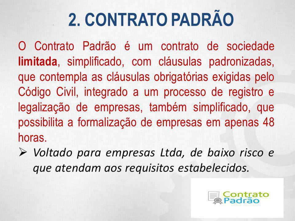 2. CONTRATO PADRÃO