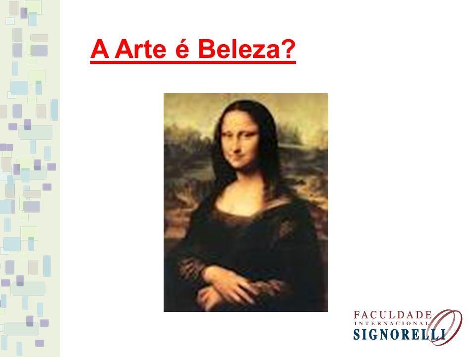 A Arte é Beleza