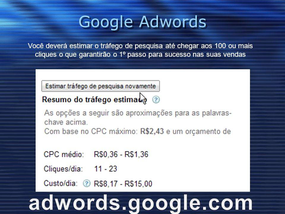 adwords.google.com Google Adwords