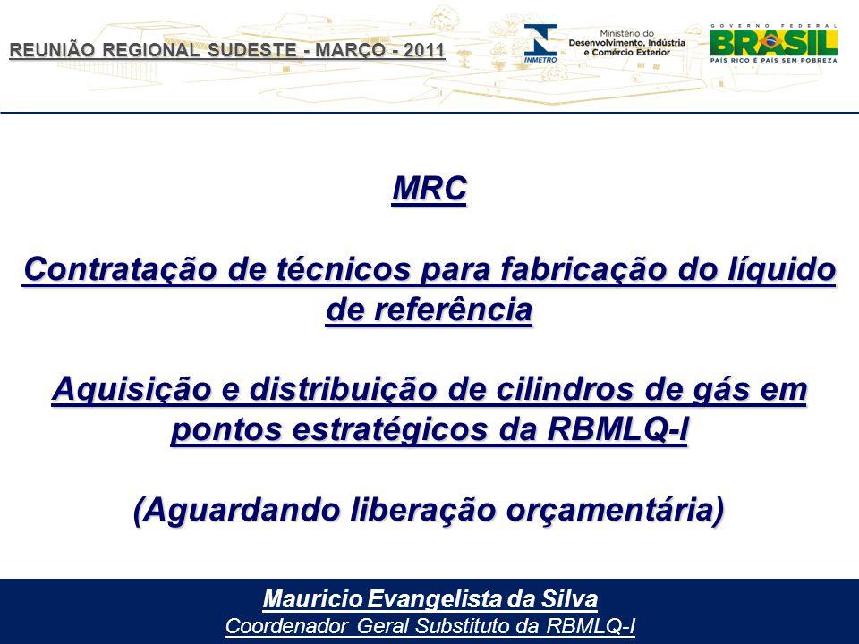 (Aguardando liberação orçamentária) Mauricio Evangelista da Silva