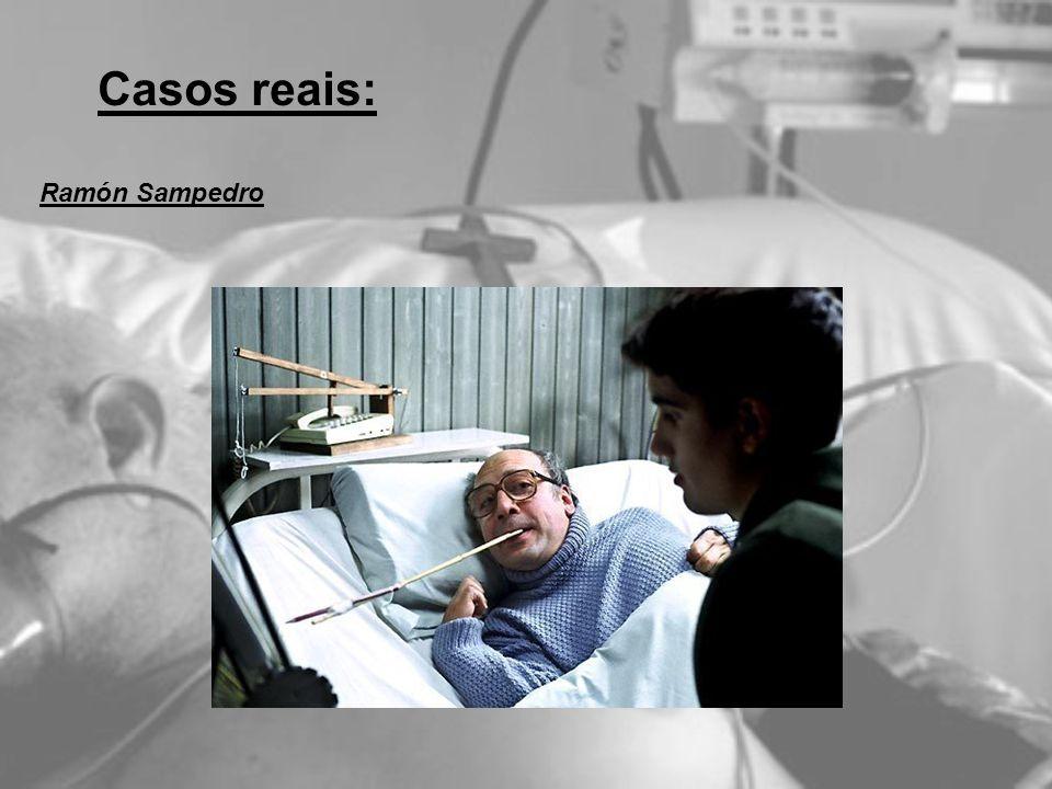 Casos reais: Ramón Sampedro