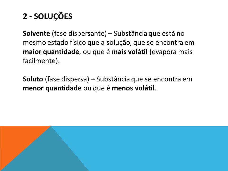 2 - SOLUÇÕES