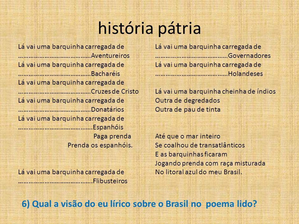 história pátria