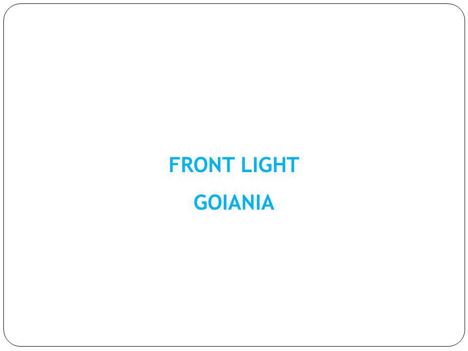 FRONT LIGHT GOIANIA