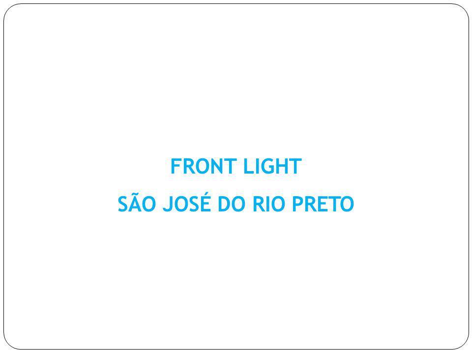 FRONT LIGHT SÃO JOSÉ DO RIO PRETO