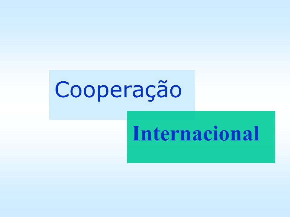 Cooperação Internacional