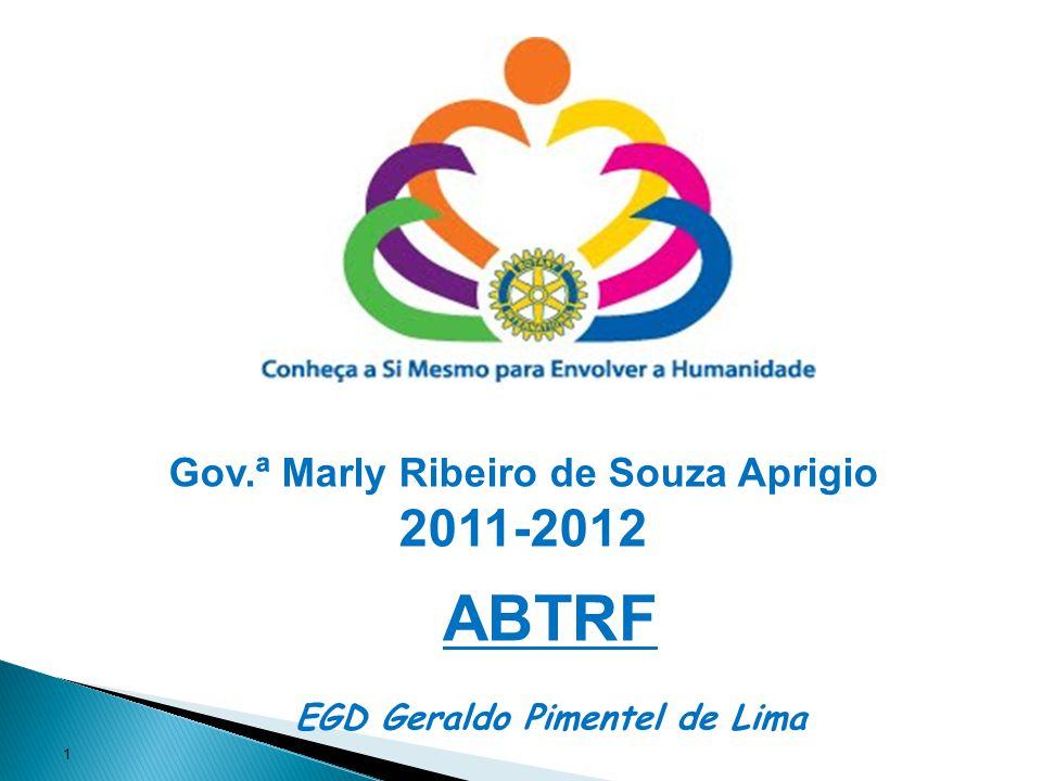 Gov.ª Marly Ribeiro de Souza Aprigio EGD Geraldo Pimentel de Lima