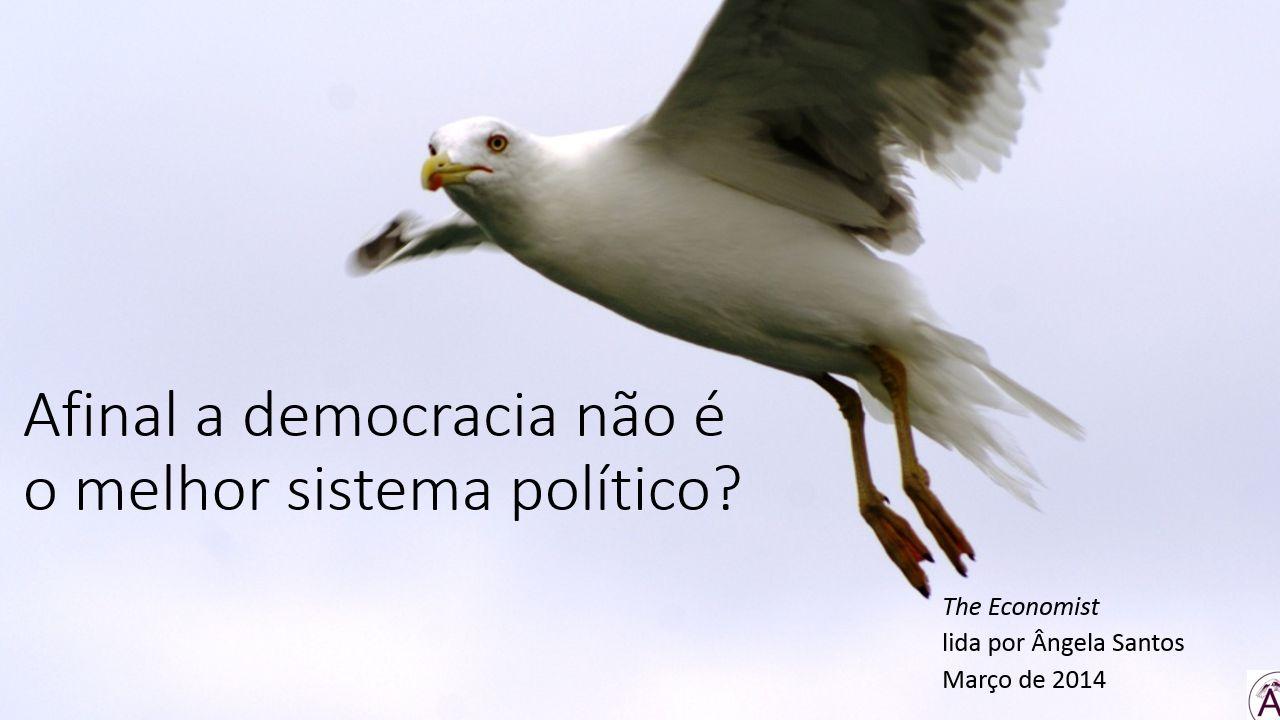 Na 2.ª metade do séc. XX, as democracias instalaram-se em contexto de grandes dificuldades ou conquistas: