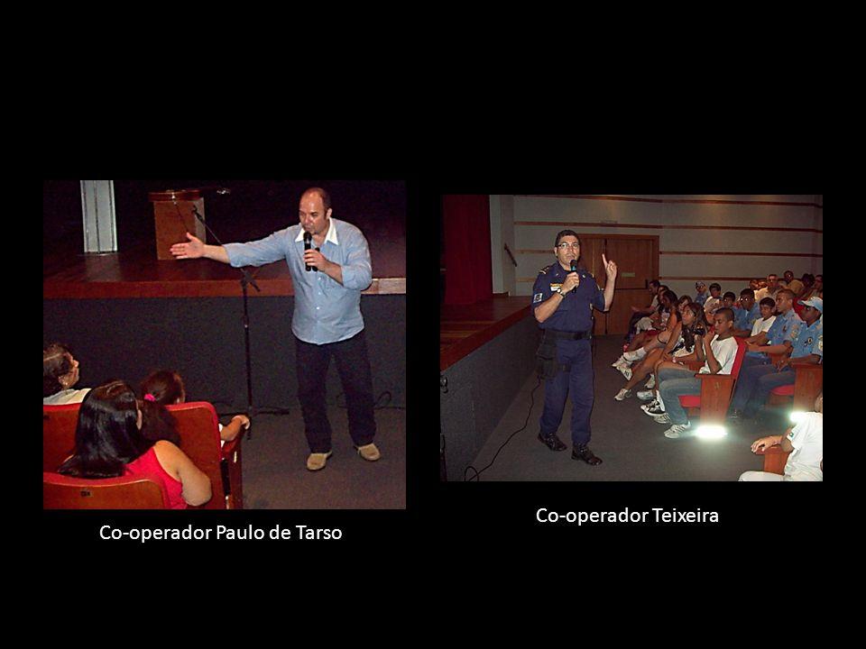 Co-operador Paulo de Tarso