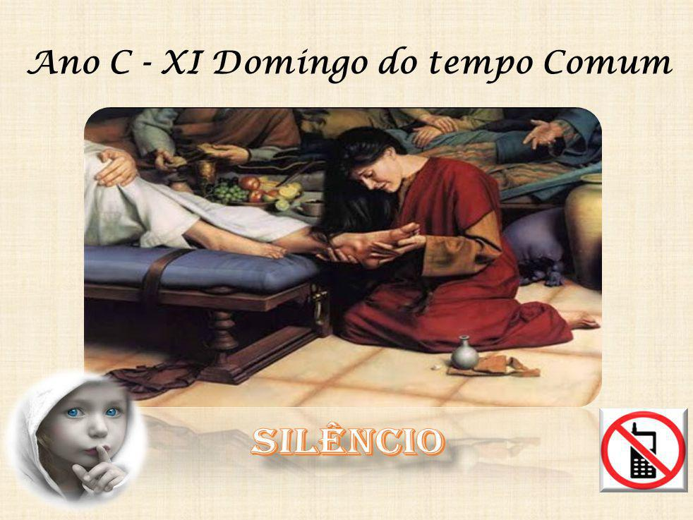 Ano C - XI Domingo do tempo Comum