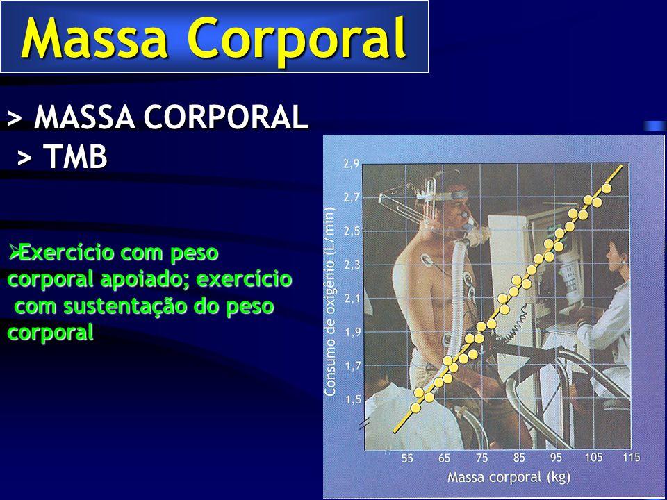 Massa Corporal > MASSA CORPORAL > TMB Exercício com peso