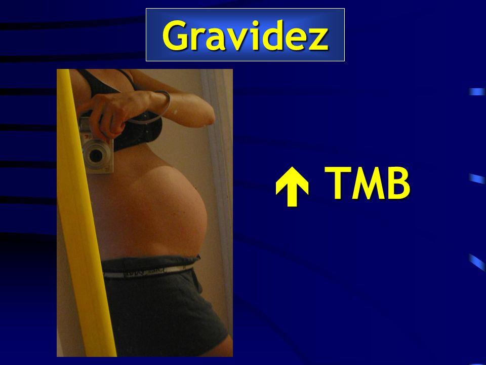 Gravidez  TMB