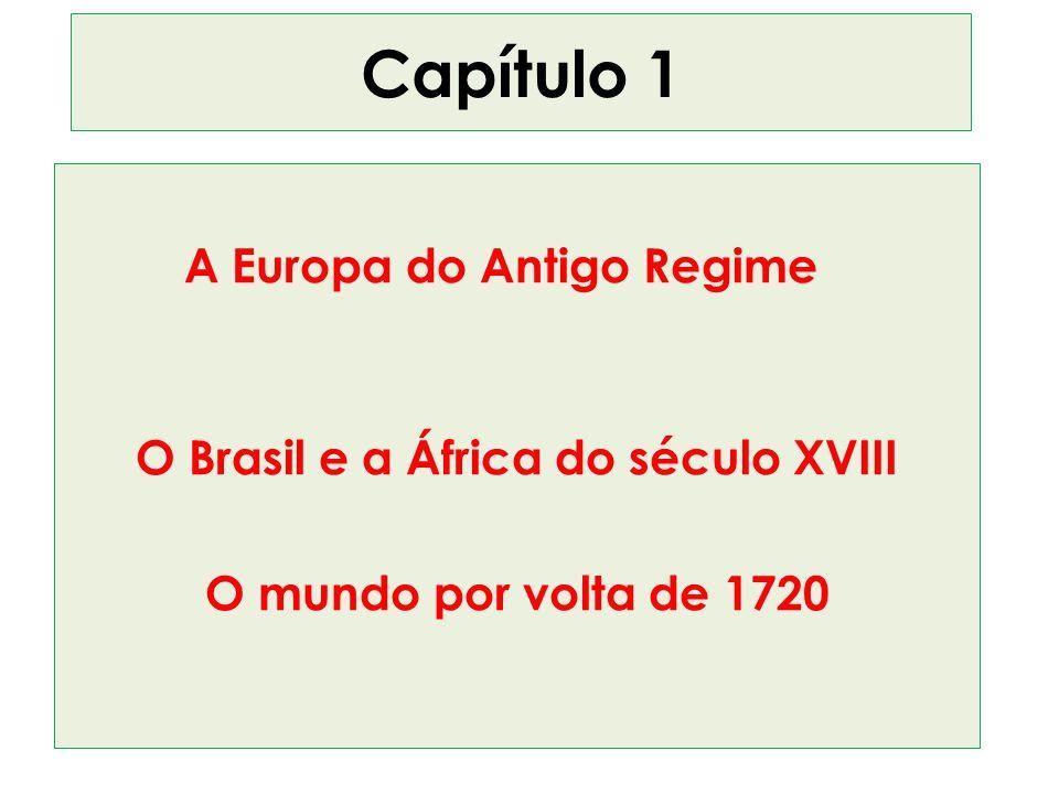 O Brasil e a África do século XVIII